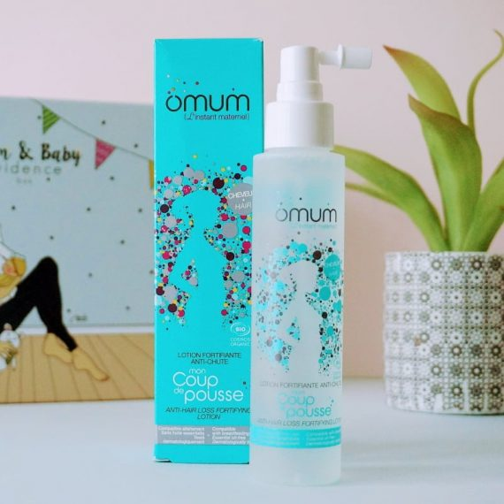 lotion fortifiante omum