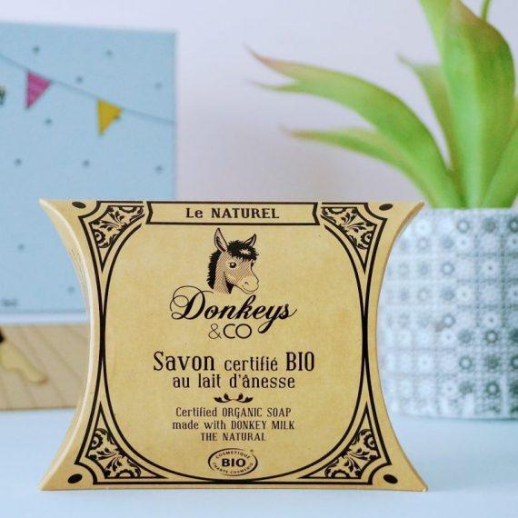 savon naturel donkey co