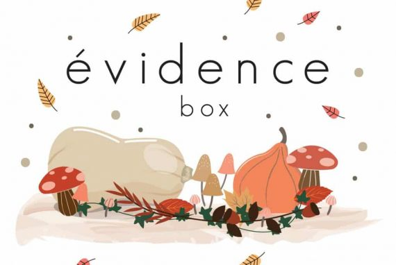 box éividence . Illustration octobre 19