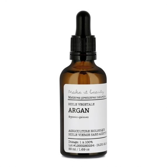 huile vegetale d argan bio make it beauty