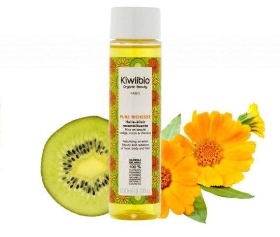 pure richesse cosmos kiwiibio huile