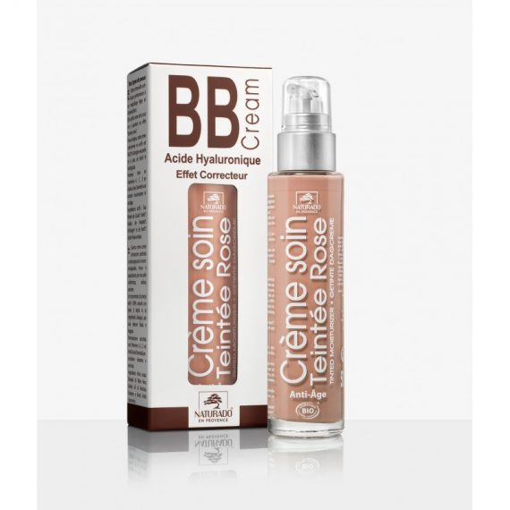 bb cream ha teintee rose bio 50 ml