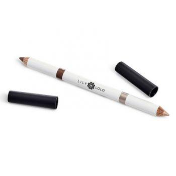 crayon sourcils 2 en 1