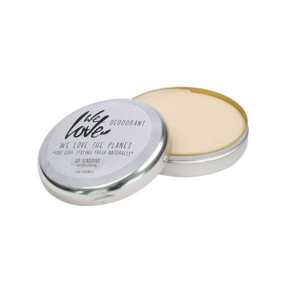 deodorant creme sensitive we love the planet box evidence
