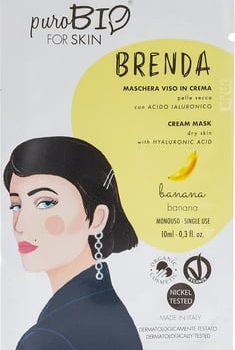 purobio masque BRENDA peau SECHE banane