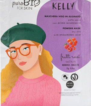 purobio-masque Kelly Fruit rouge- peau seche