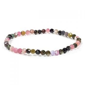 bracelet tourmaline multicolors