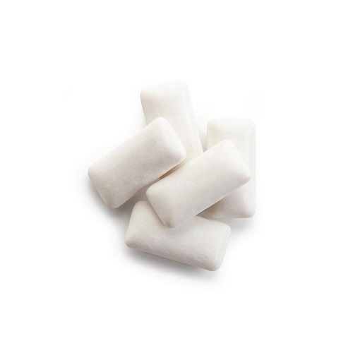 natural chewing gum fresh mint