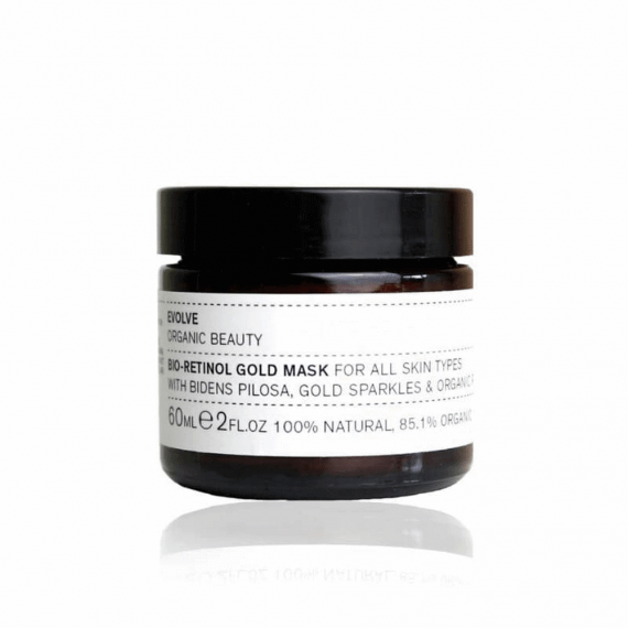 masque bio retinol evolve beauty