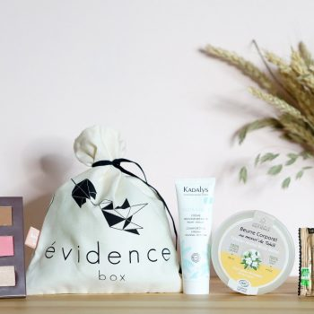 Box évidence - Bix Bio Septembre