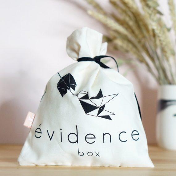 box evidence septembre 2020 pochon