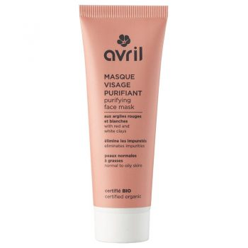 masque purifiant visage avril box evidence