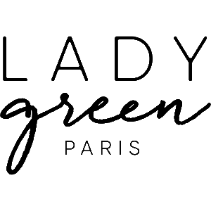 logo lady green