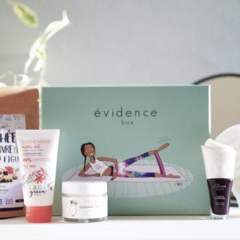 box beauté bio evidence