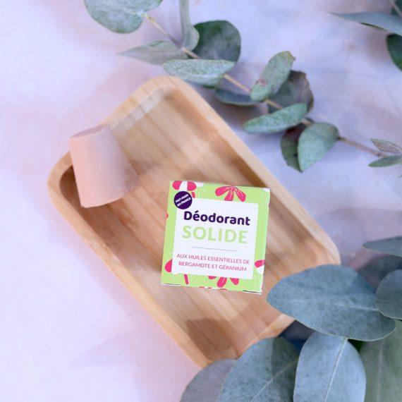 deodorant bergamotte geranium lamazuna plateau