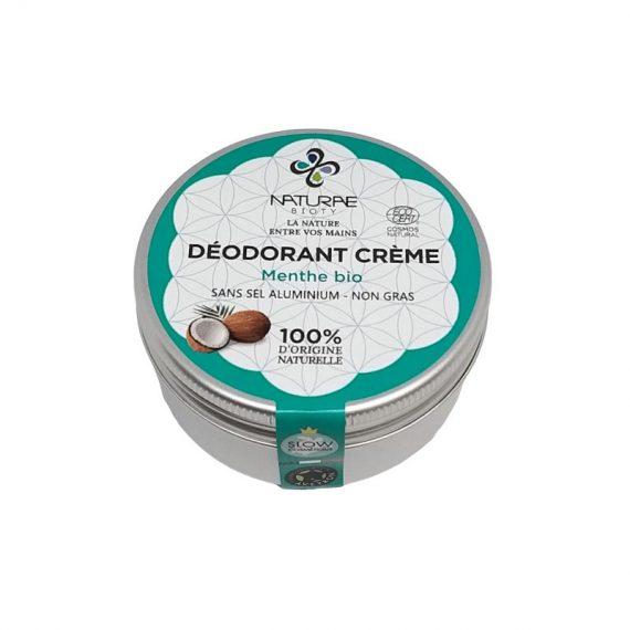 deodorant creme naturae beauty box evidence