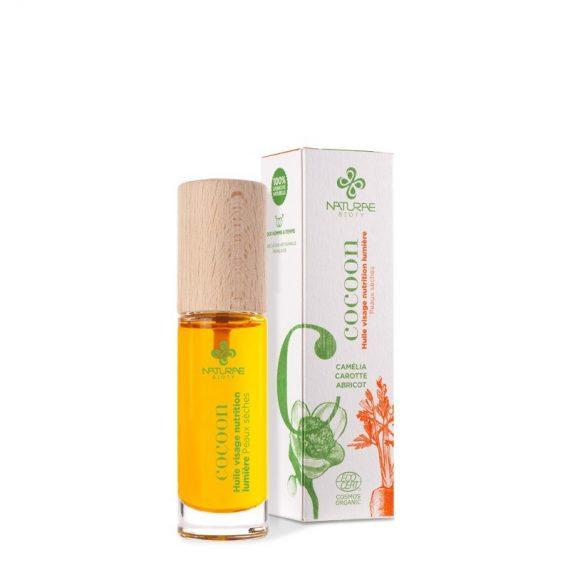 huile visage nutrition lumierenaturae bioty