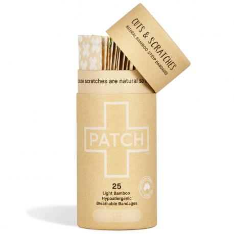 pansement patch bambou naturel PATCH