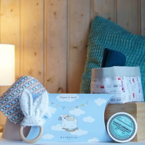 box evidence cadeau de naissance bebe