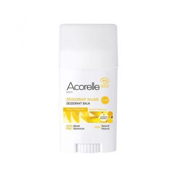 deodorant bio femme ylang et palmarosa acorelle box evidence