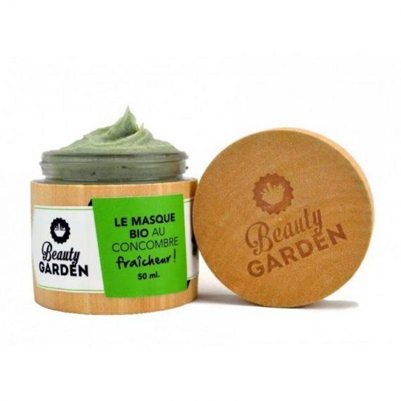 masque fraicheur concombre beauty garden