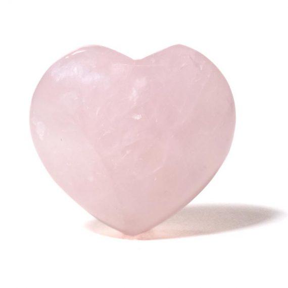 pierre de soucis coeur quartz rose box evidence