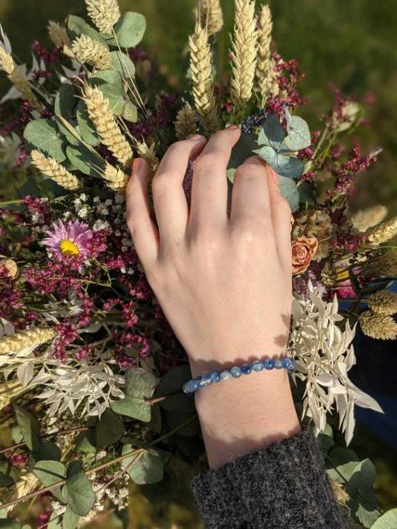 bracelet pierre semi precieuse lithotherapie