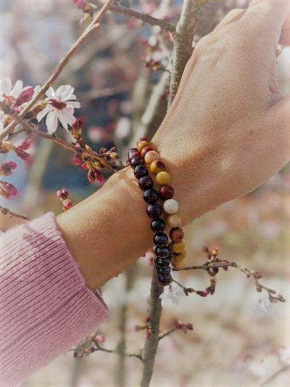 lithotherapie bracelet box evidence