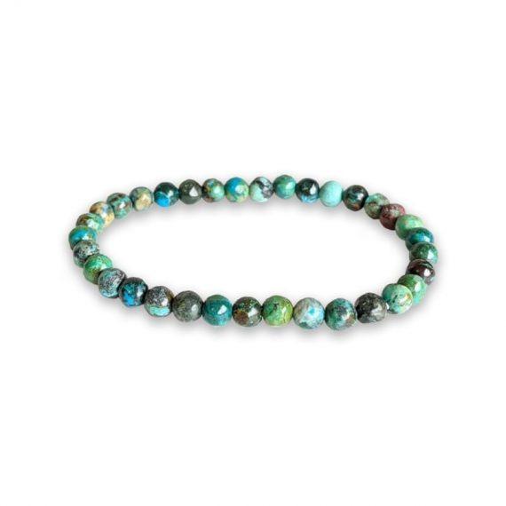 bracelet chrysocolle box evidence