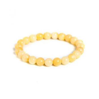 bracelet jade jaune box evidence