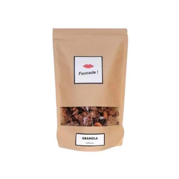 granola foucade box evidence