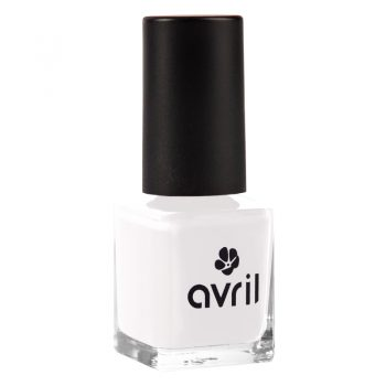 vernis a ongles french blanc avril box evidence