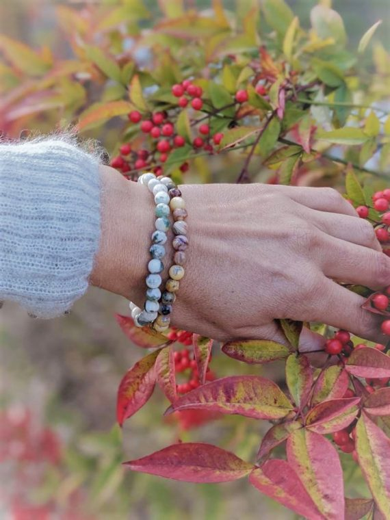 bracelet bijoux pierre precieuse