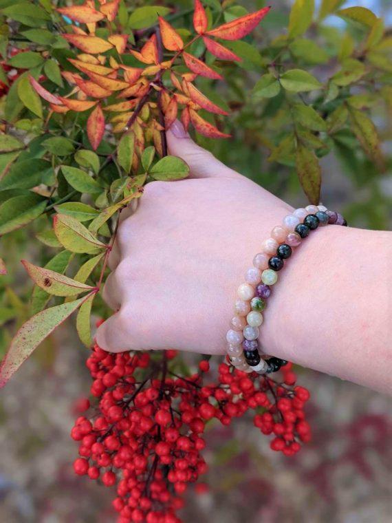 bracelet pierre-de-soleil-tourmaline