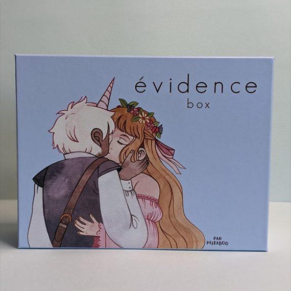 boite amoureux box evidence