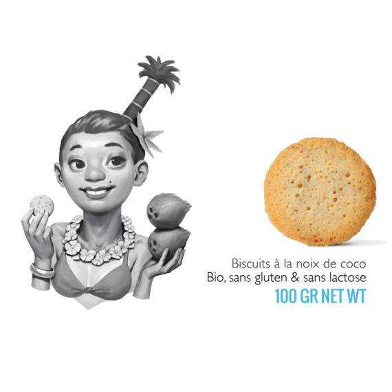 biscuit noix de coco generous box evidence