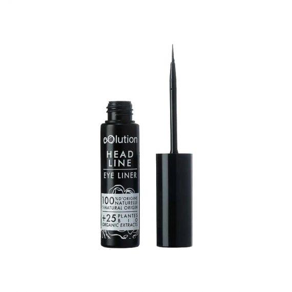 eyeliner head line pinceau oolution box evidence