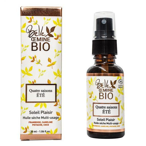 huile ete soleil plaisir belle oemine bio box evidence