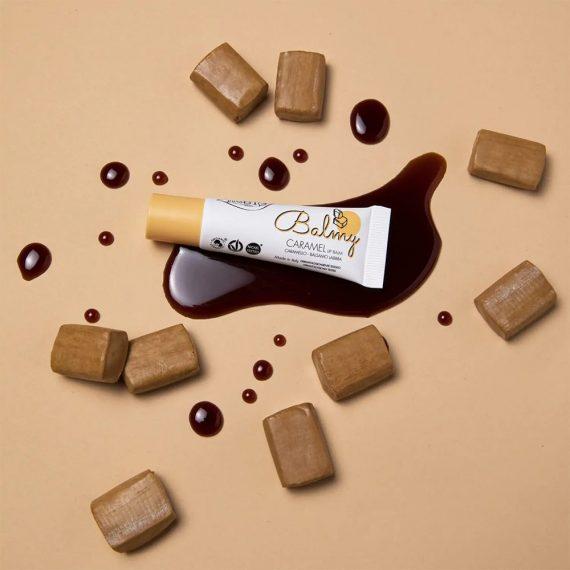 baume balmy caramel purobio box evidence