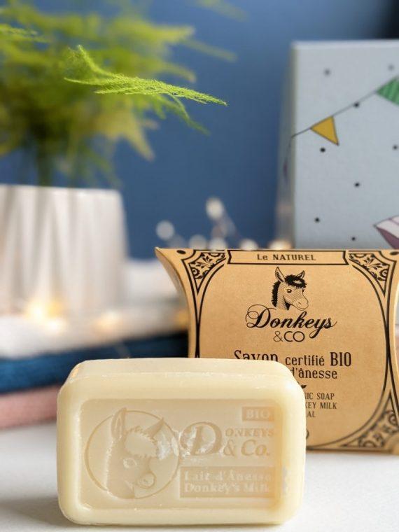 box grossesse savon sans huile essentiel