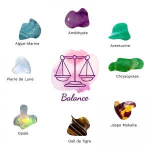 lithotherapie les pierres du signe astro balance