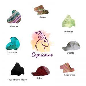 lithotherapie les pierres du signe astro capricorne
