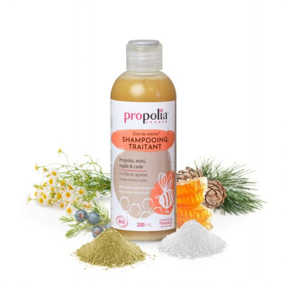 shampoing traitant propolia box evidence