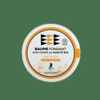 Baume fondant CAPITAINE box evidence