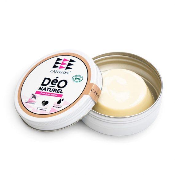 deodorant peaux sensibles capitaine box evidence