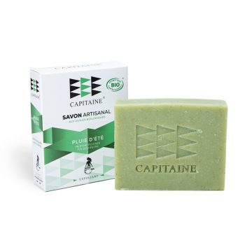 savon pluie dete exfoliant capitaine box evidence