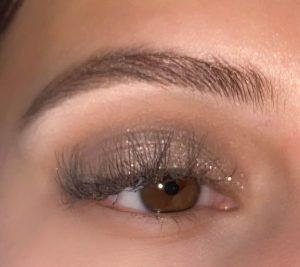 maquillage monochrome